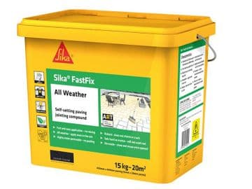 Sika® FastFix All Weather Charcoal 15kg